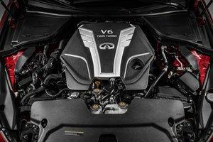 Infiniti VR 3 liter V6 Twin Turbo